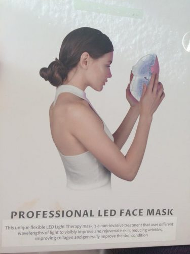 Professional LED Face Mask photo review